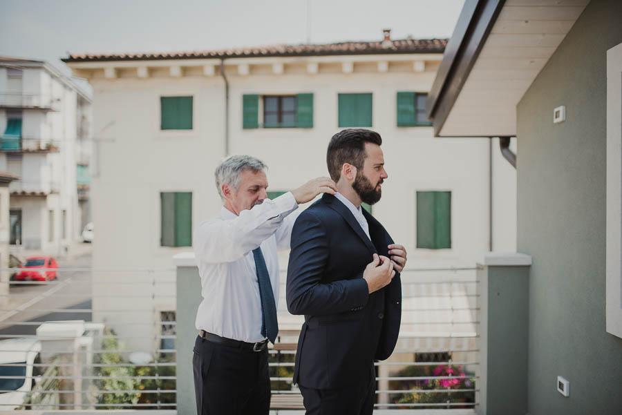 L'emozione di un matrimonio a Verona