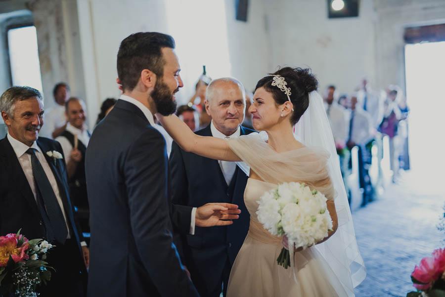 scatti spontanei di matrimonio