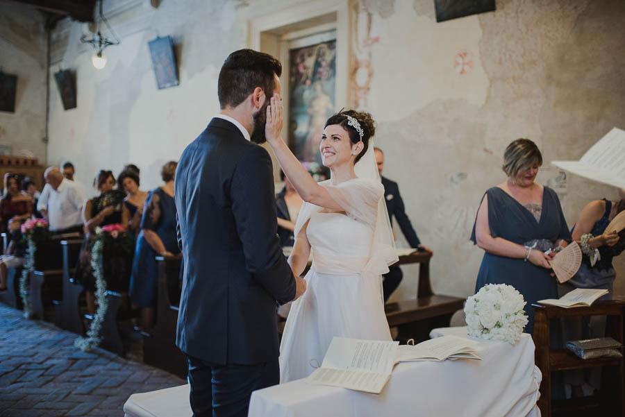 carezza della sposa