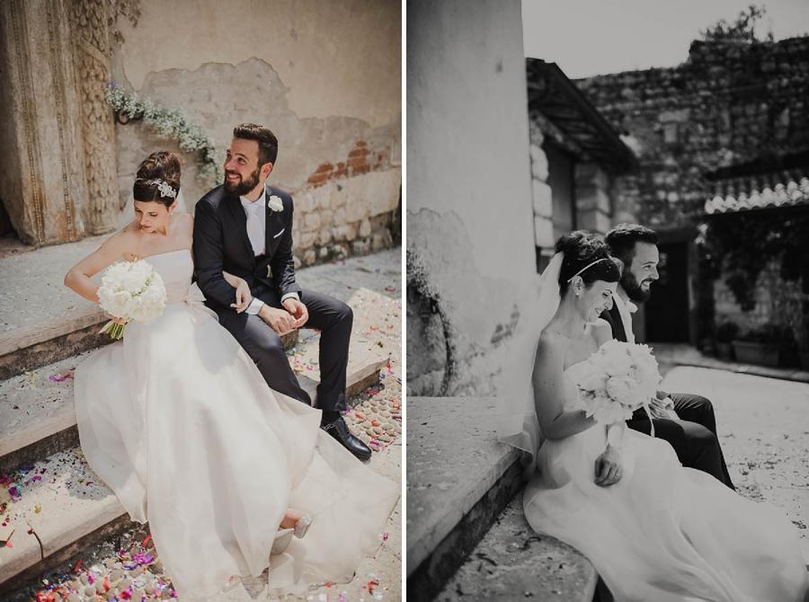 fotografie di matrimonio spontanee