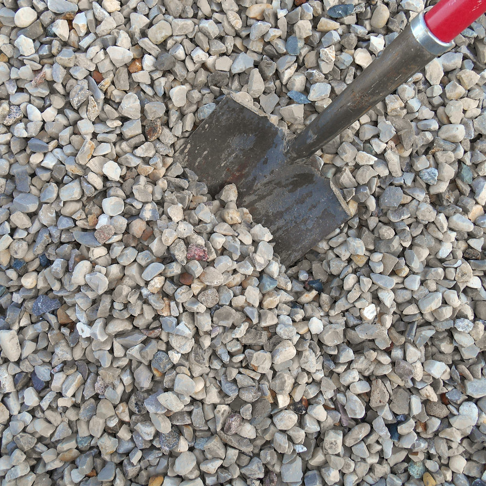 """#57-100 - 1"""" - 3/8"""", 100% Crushed (Driveway Topping)"""