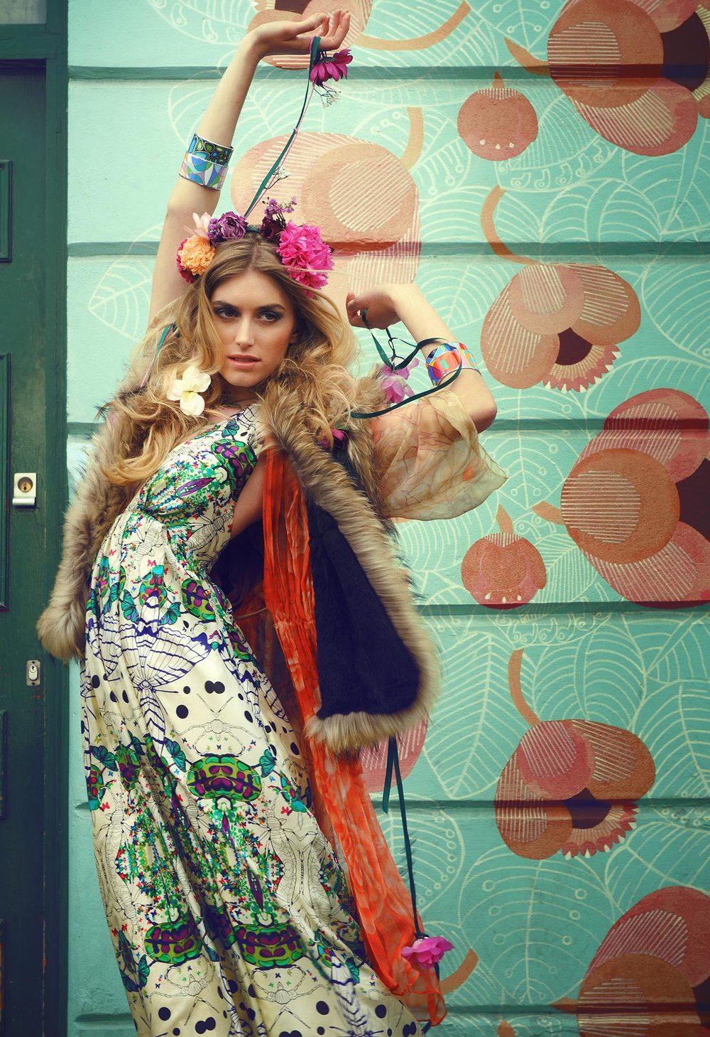 Photographer - Tiffany Mumford  Stylist - Alex Longmore  Hair & Makeup - Elizabeth Hsieh  Props Stylist - Hannah Read-Baldrey  Model - Bo@ Select