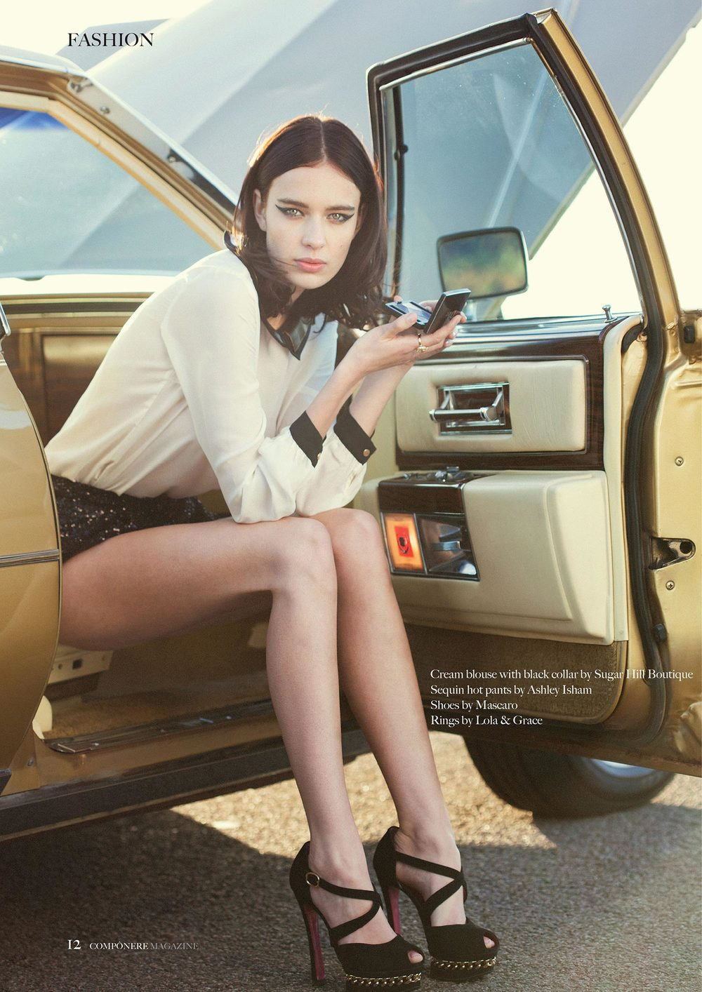 Cadillac Diaries
