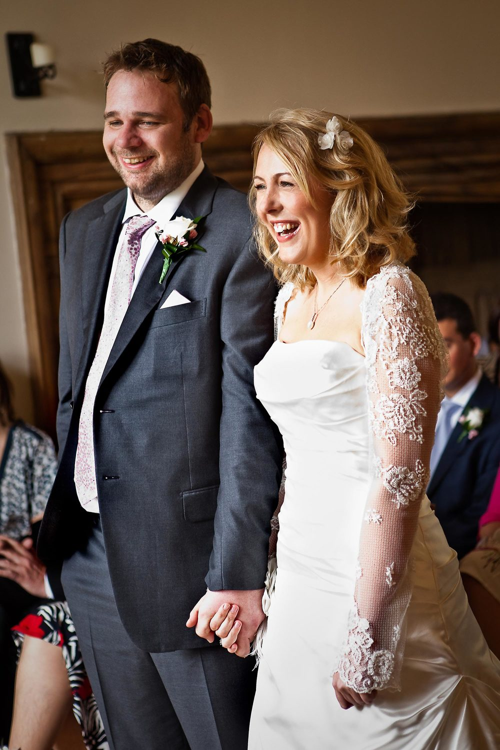 Notley Abbey, Buckinghamshire Wedding