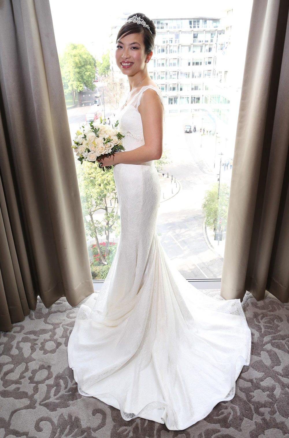 Four Seasons Hotel, Park Lane Wedding
