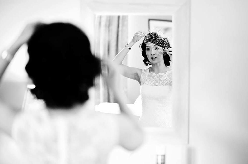 Mary Goh Wedding - Le Manoir aux Quat'Saisons - Oxford