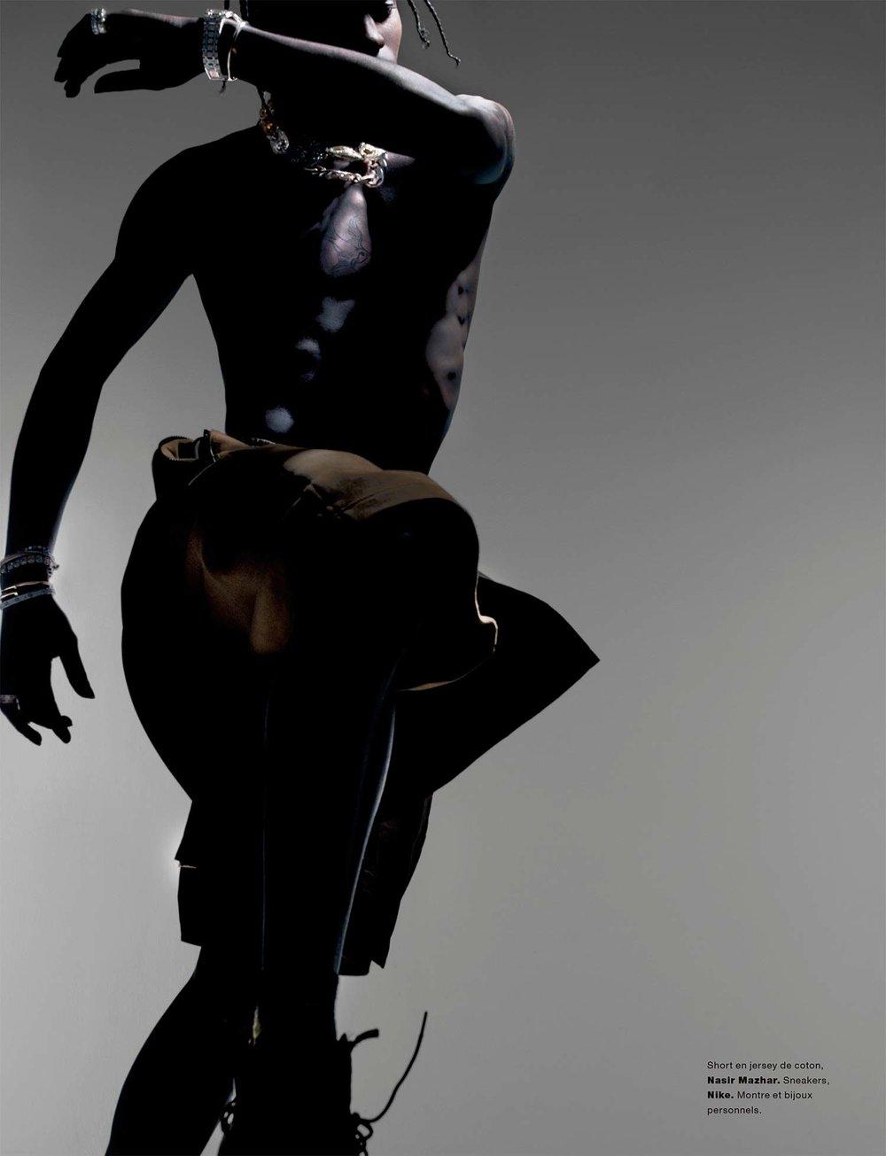 Numero Homme - Travis Scott