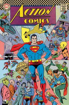 Action Comics 1000 (Allred Variant)