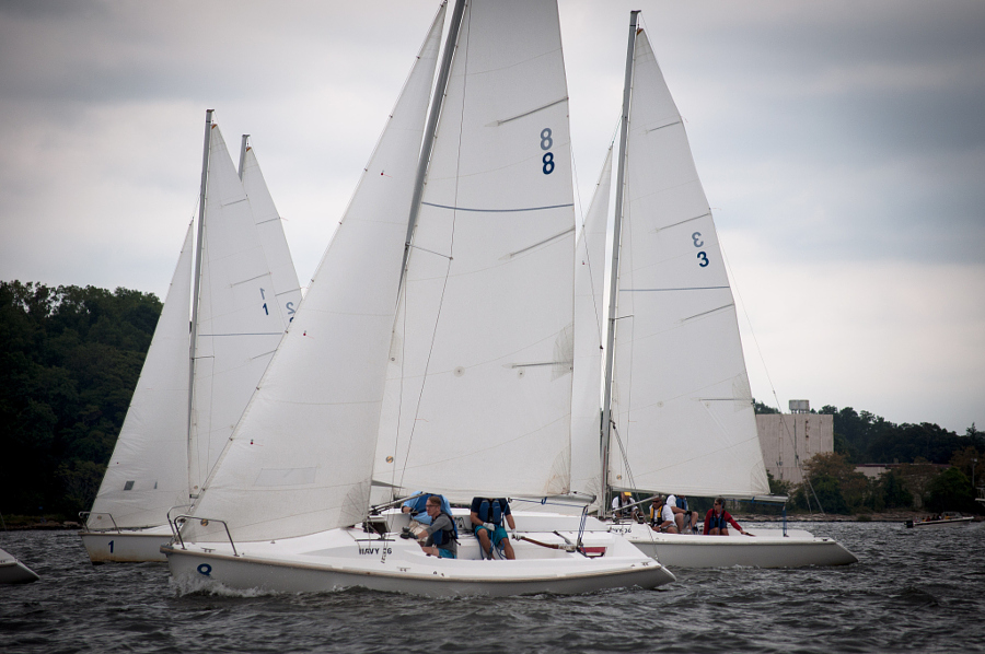 Friends of Naval Academy Sailing Regatta