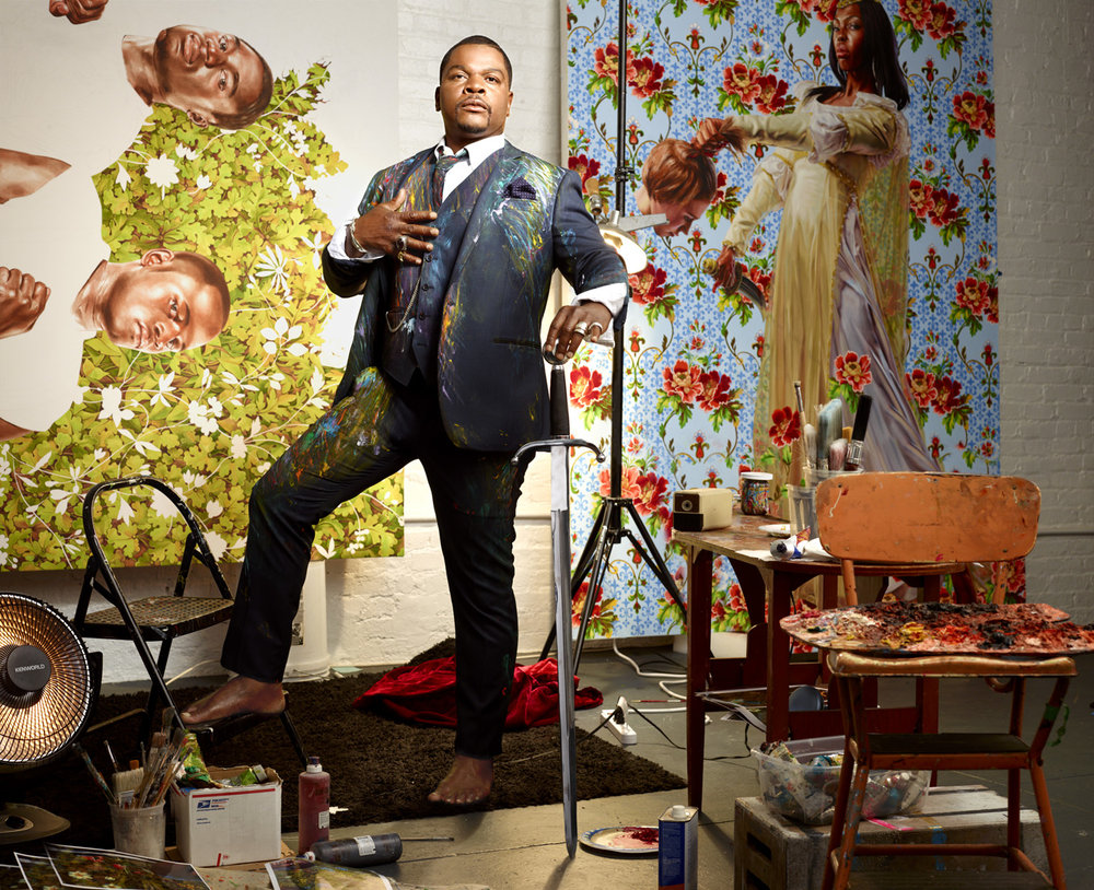 kehinde wiley with work.jpg