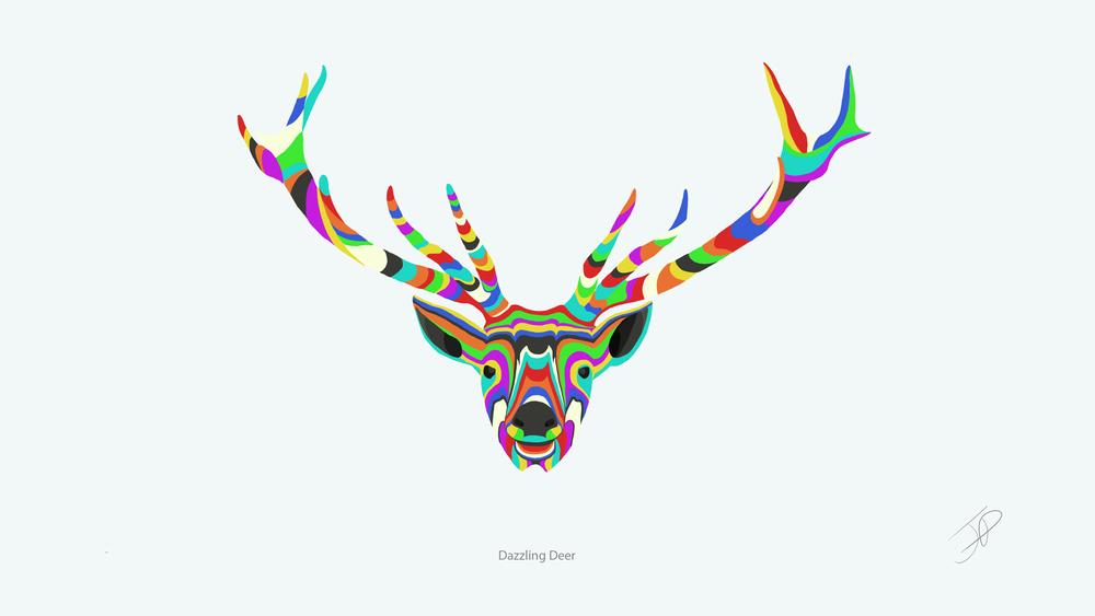 Dazzling Deer