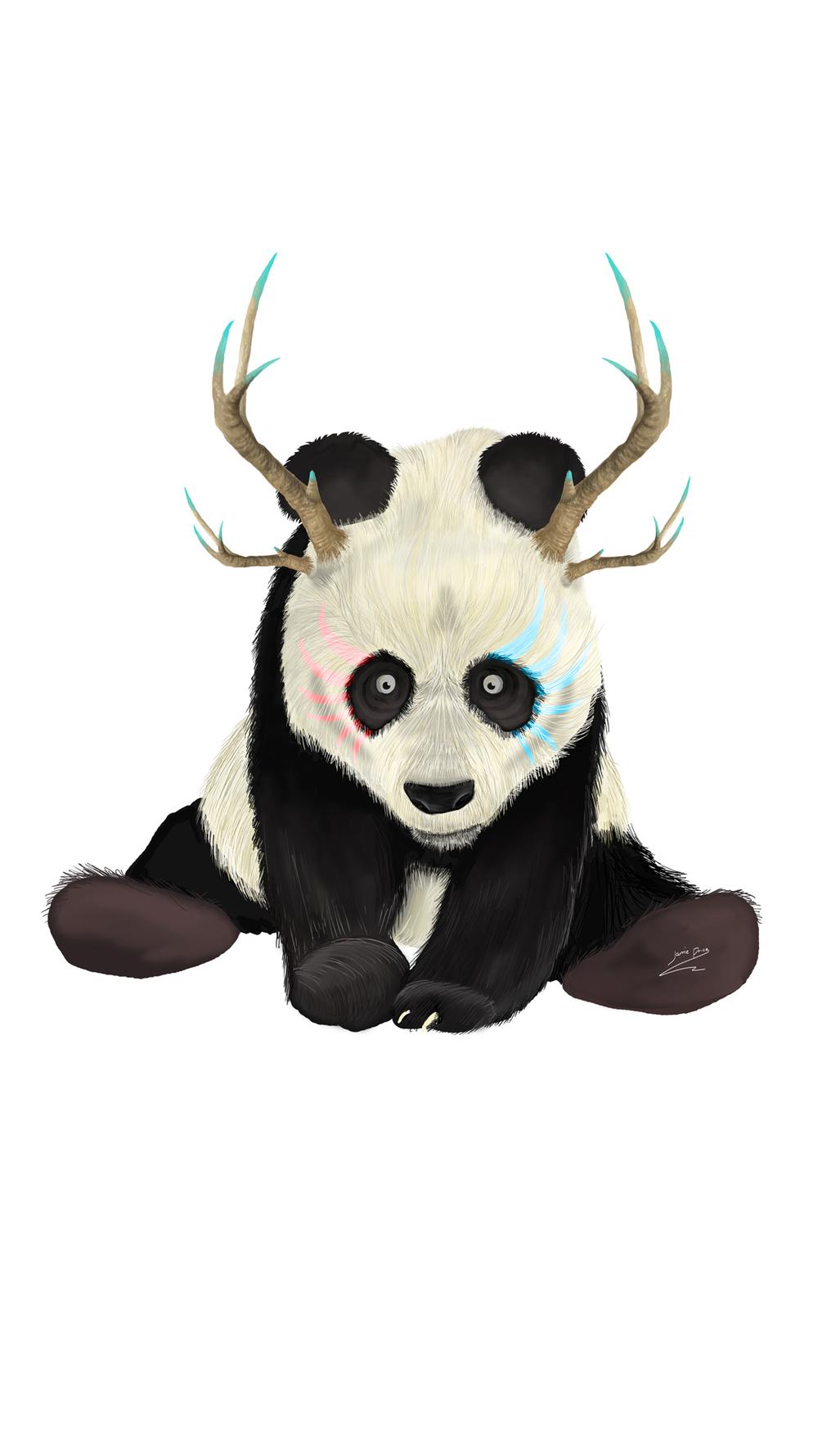 King the Panda