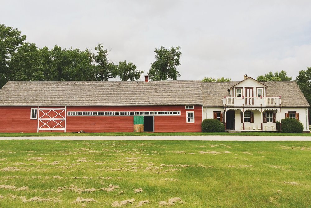 Friesen House Barn
