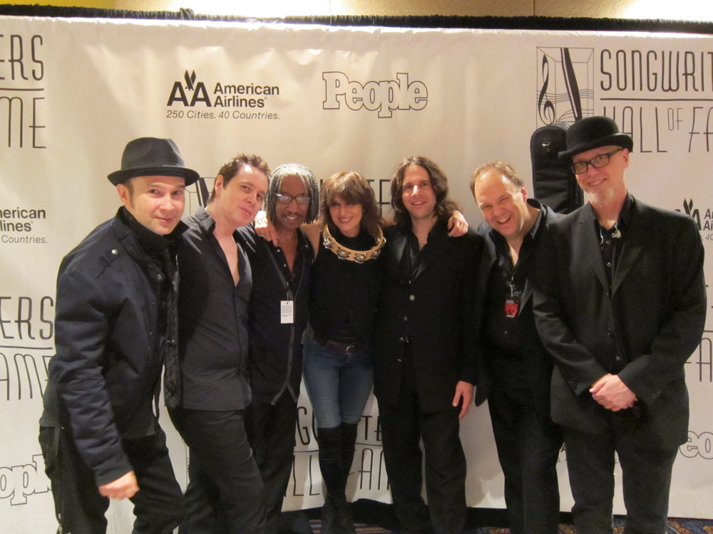 Songwriters Hall of Fame Band