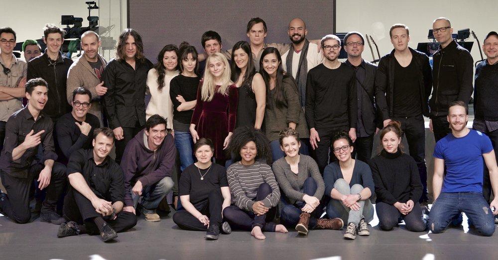 Lazarus NYC cast & crew