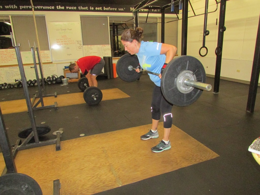 Tuesday August 11, 2015 Strength