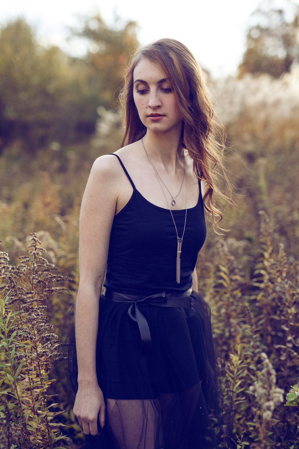 Featured: Satellite Circle (necklace) || Trill (necklace)
