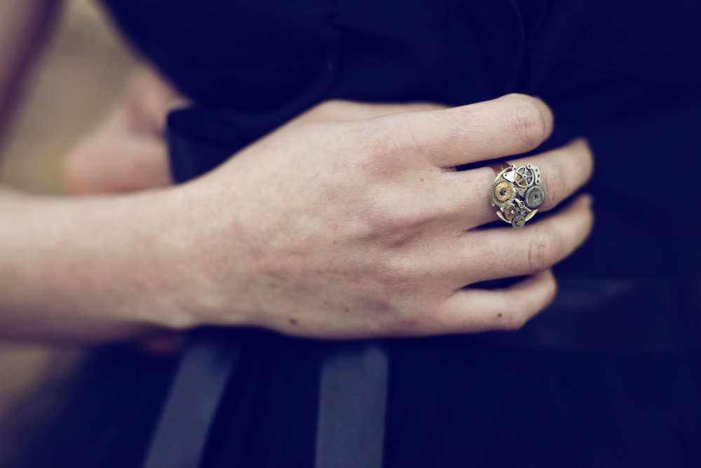 Featured: Collage (ring)