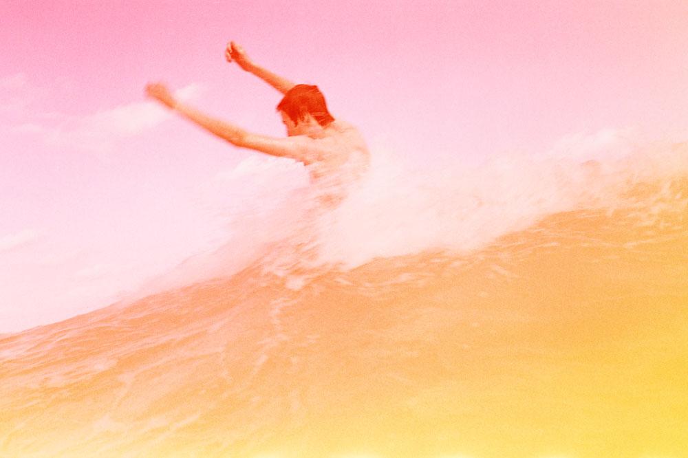 Wade Wave,  2004