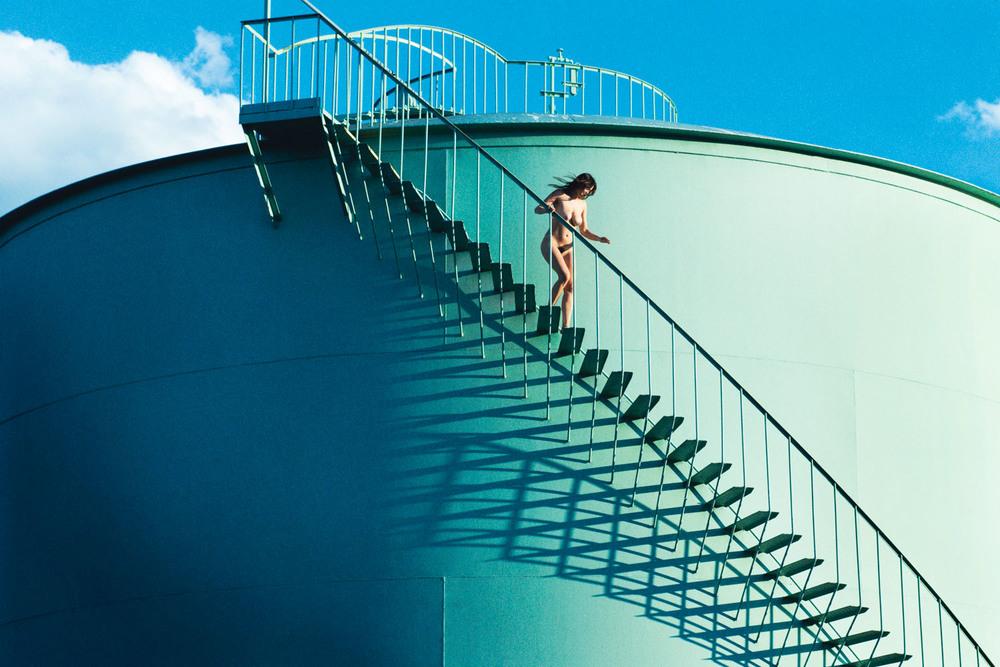 Seafoam Staircase,  2015