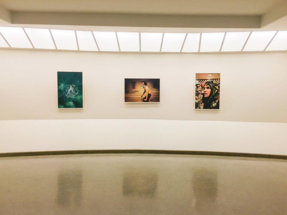 Storylines, Guggenheim Museum,New York, 2015