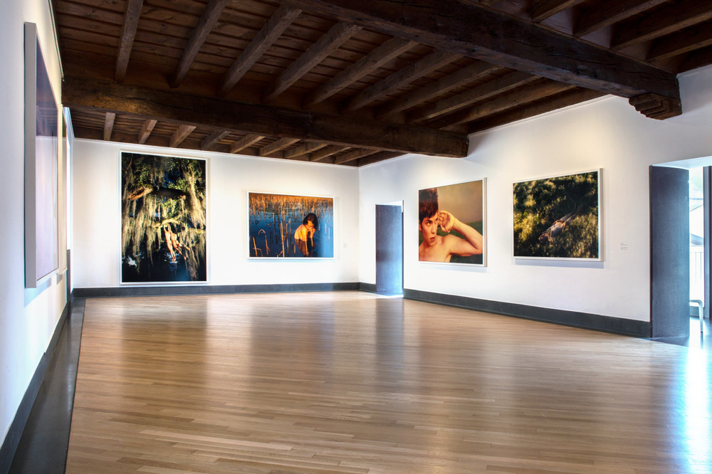 The Four Seasons, GAMeC (Galleria d'Arte Moderna e Contemporanea) Bergamo, Italy,  2016
