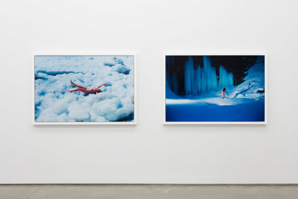 Winter, Team Gallery, NYC, 2015