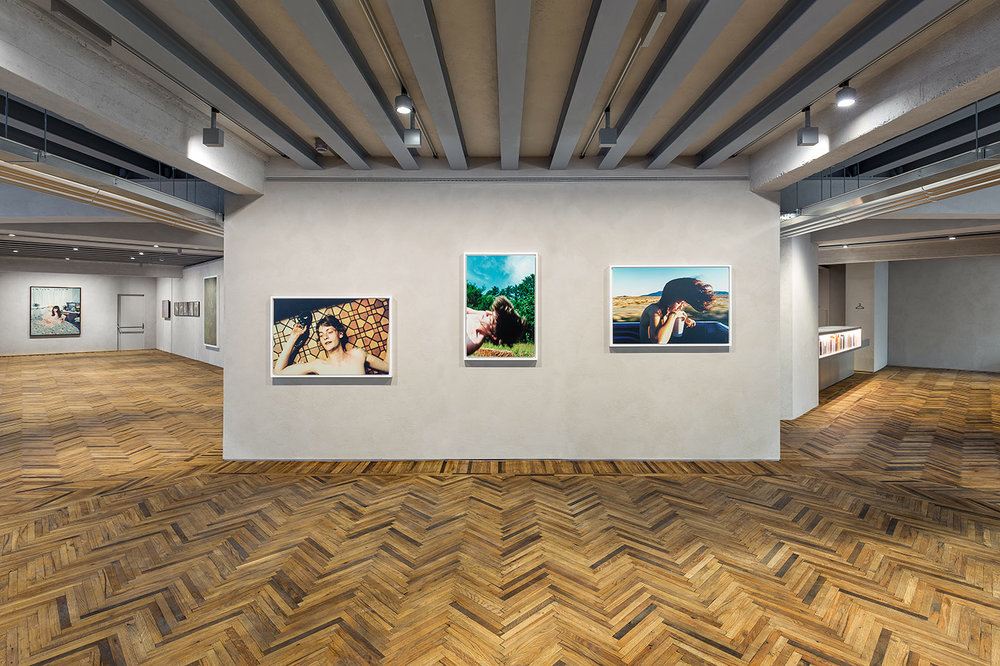 Give Me Yesterday, Fondazione Prada Osservatorio, Milan, 2016.