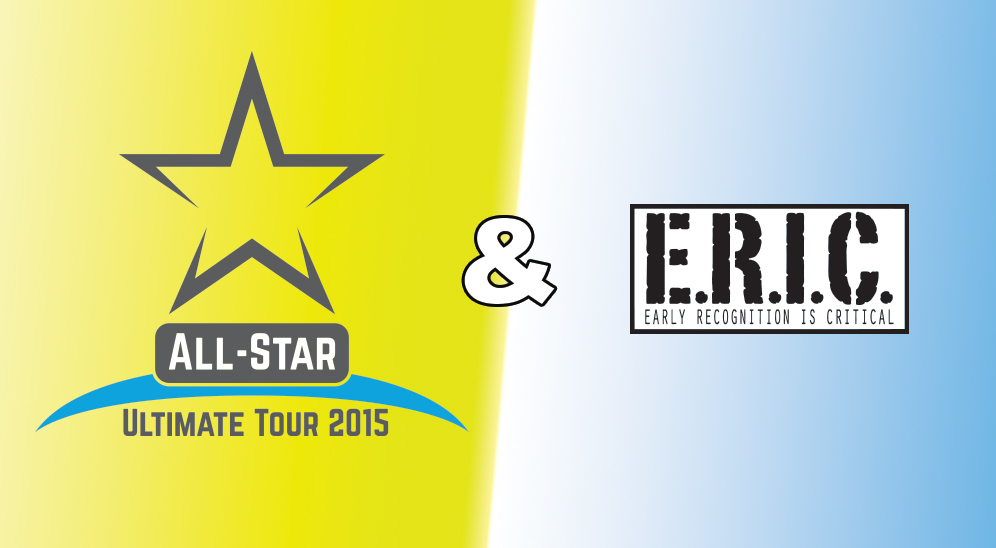All Star-Star Ultimate Tour partners with E.R.I.C.