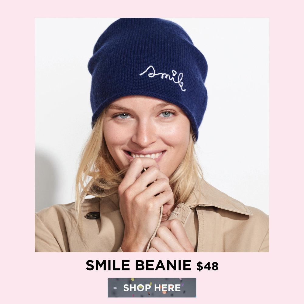 Smile Beanie