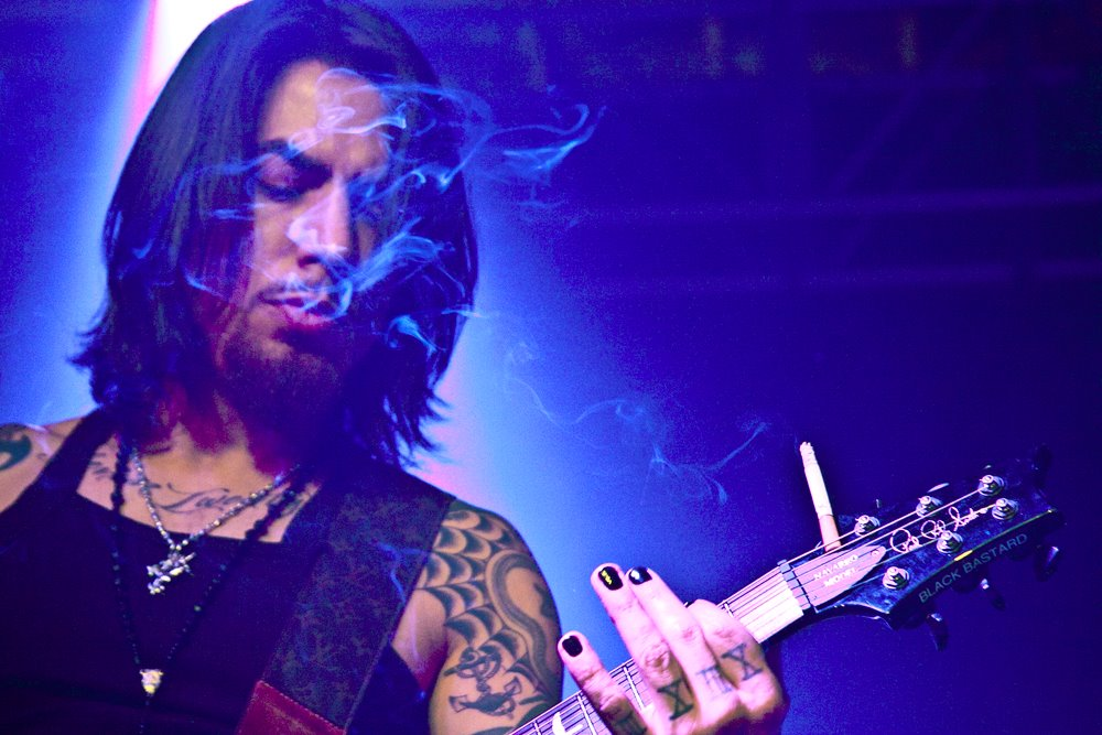 Dave Navarro, Jane's Addiction