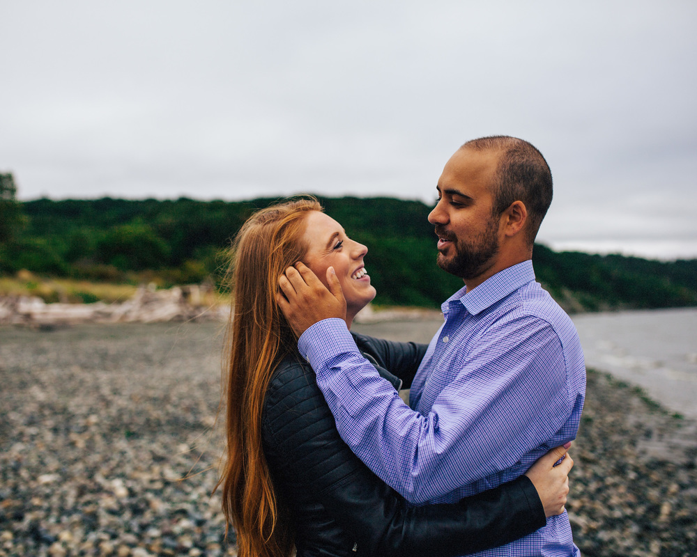 Discovery Park Engagement | Seattle, WA