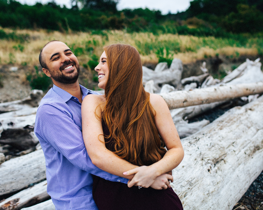 Seattle Engagement Session | PNW Engagement