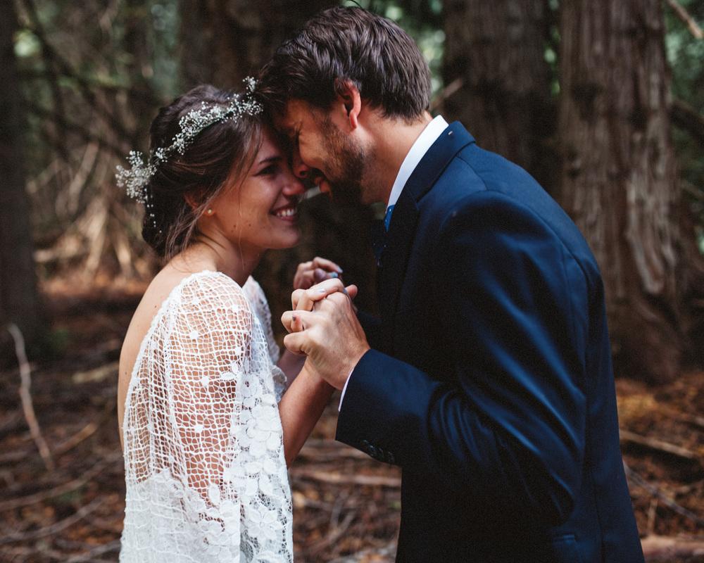PNW Wedding | Forest Wedding