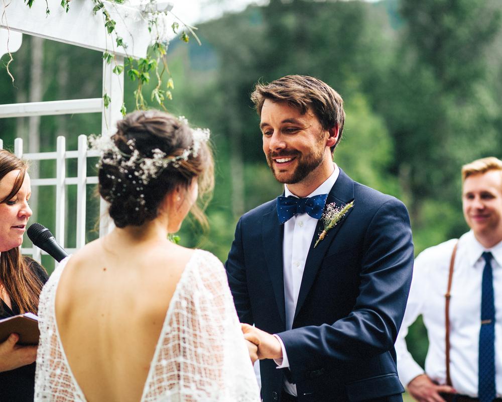 Boho PNW Wedding
