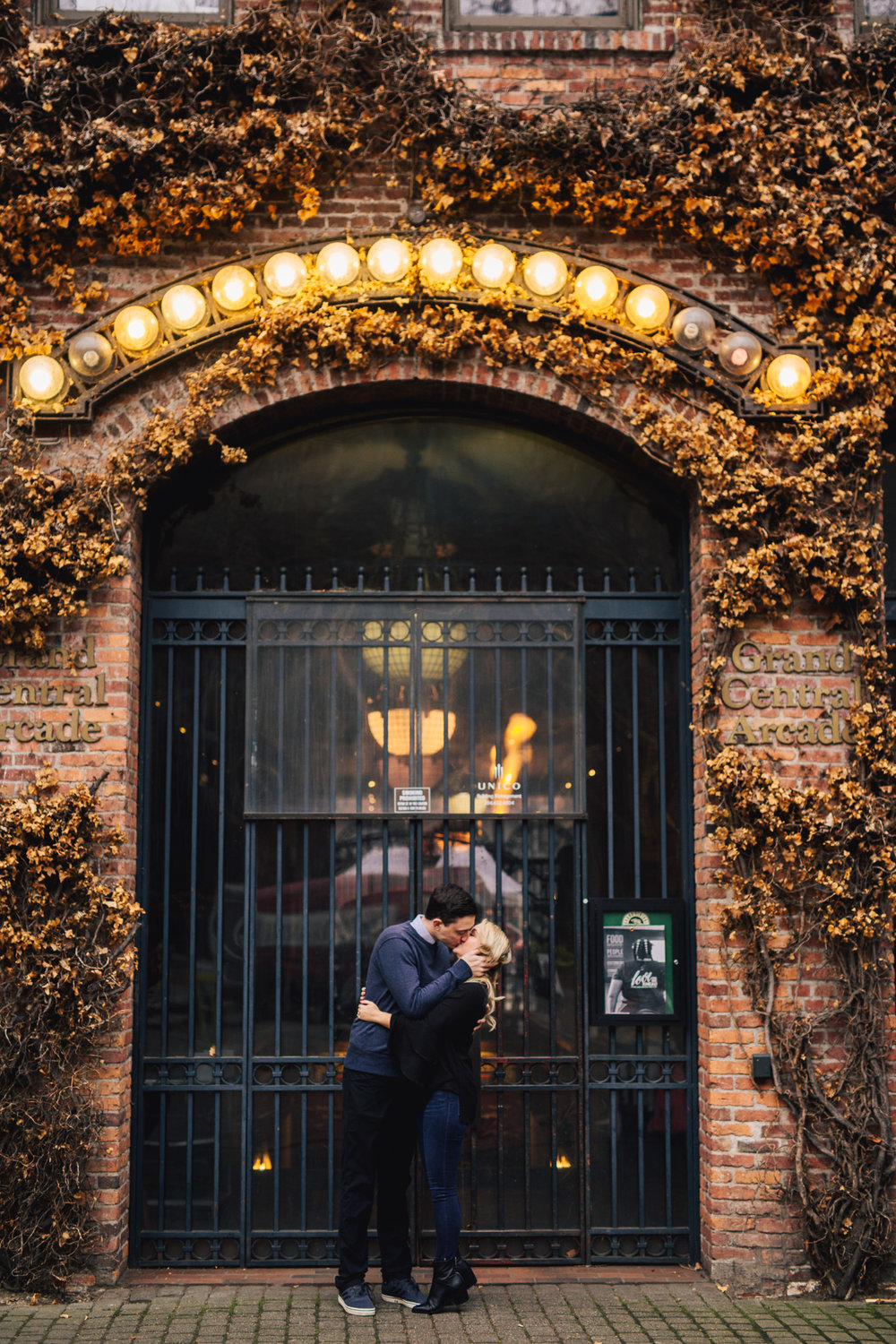Seattle Pioneer Square Cozy Engagement Photos (4 of 14).jpg