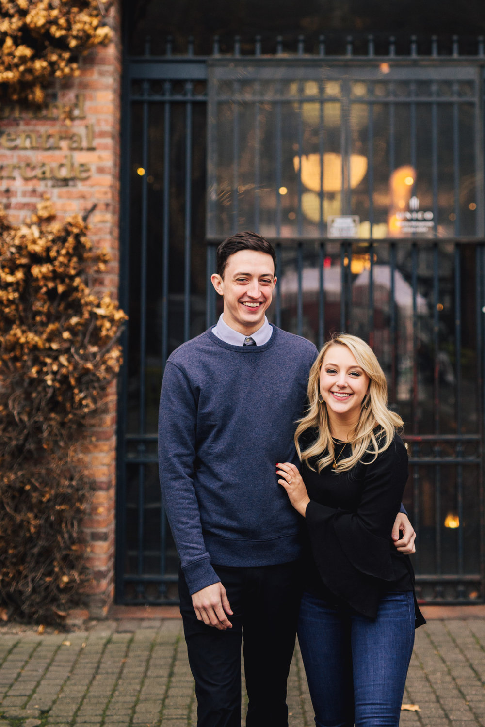 Seattle Pioneer Square Cozy Engagement Photos (5 of 14).jpg