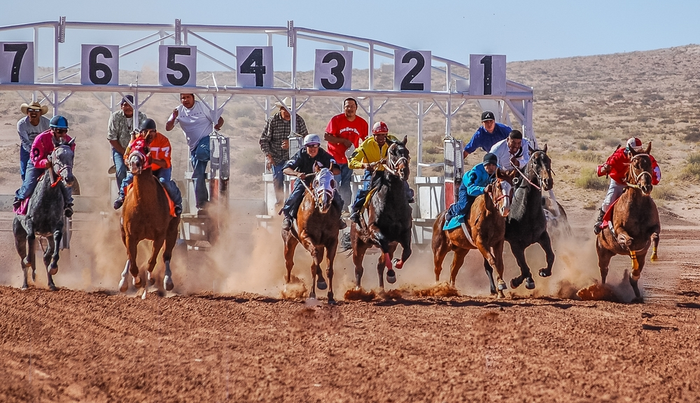 Horse Races Open To All Challengers, Navajo Nation