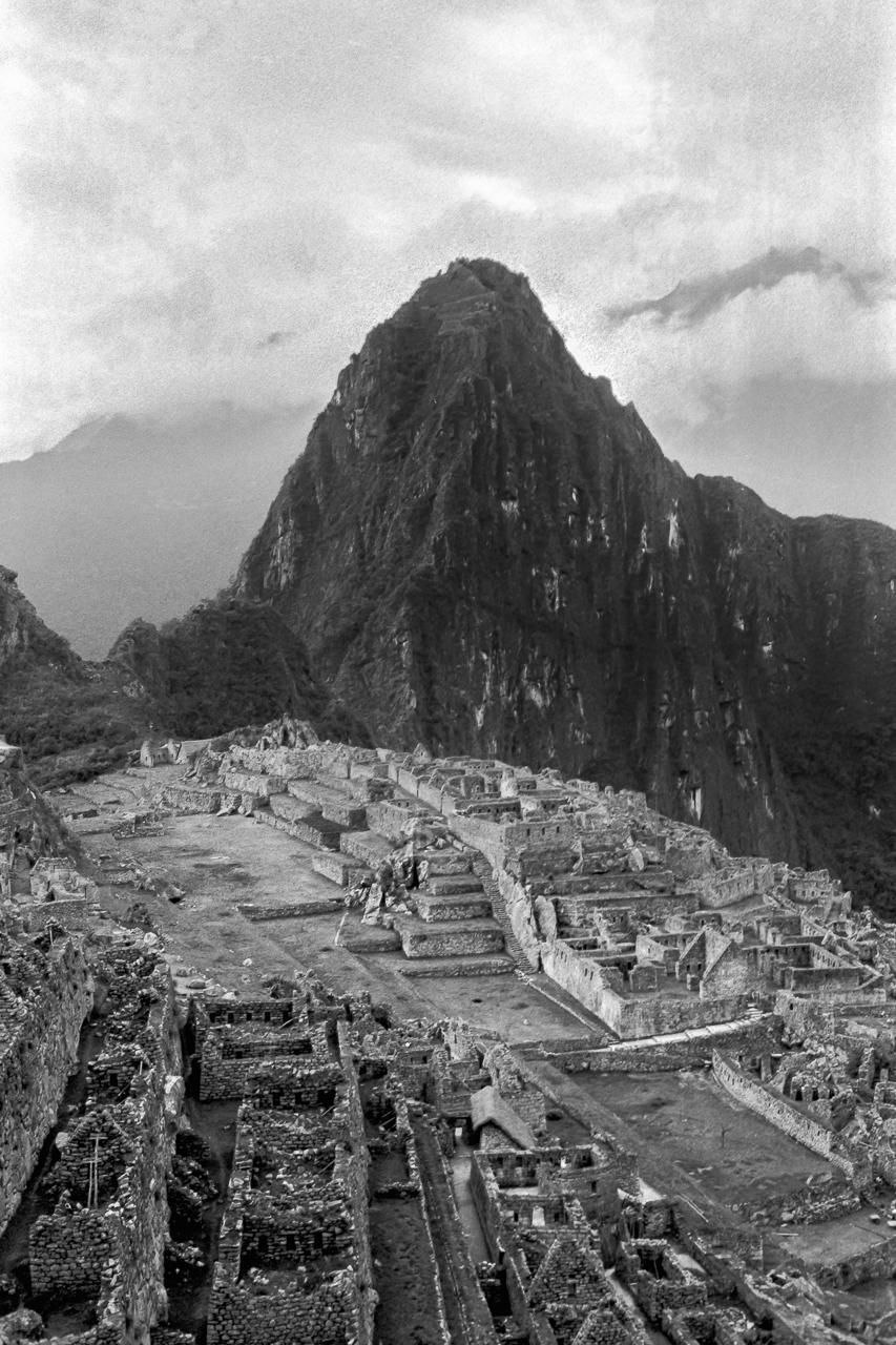 Machu Picchu, Peru, Inca Hideout & Redoubt