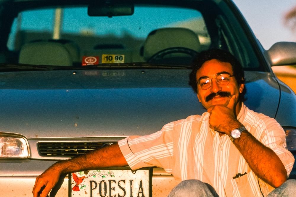 Rei Berroa, Poet, Professor, George Mason University