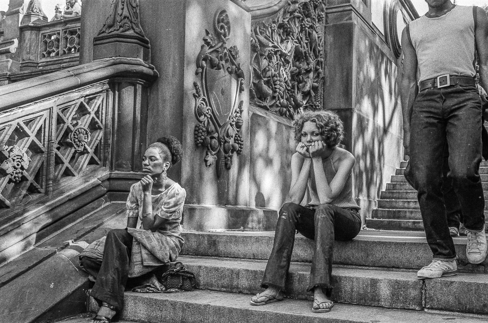Muses Musing, Central Park, New York City
