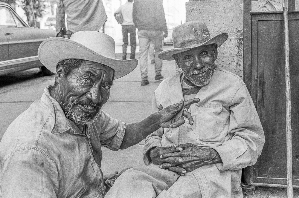 Two Brothers of the Street, Mexico City, Mexico