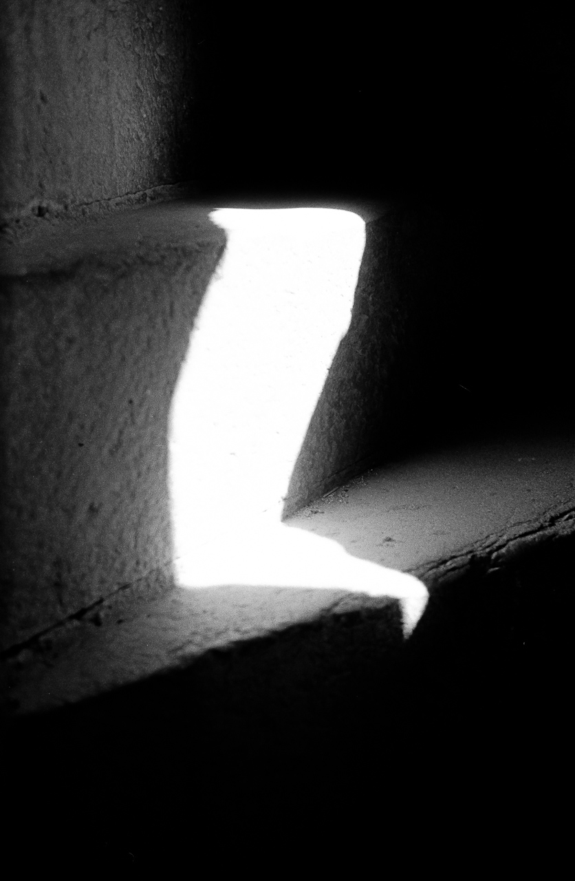Light Walks Tower Steps