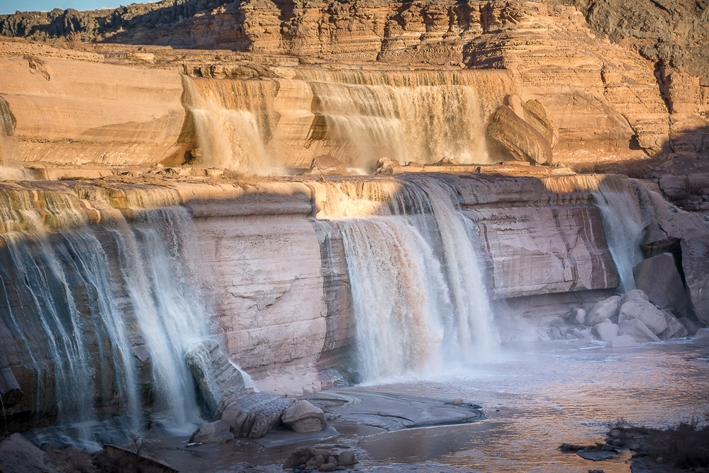 GRAND FALLS of the LITTLE COLORADO RIVER (2016)