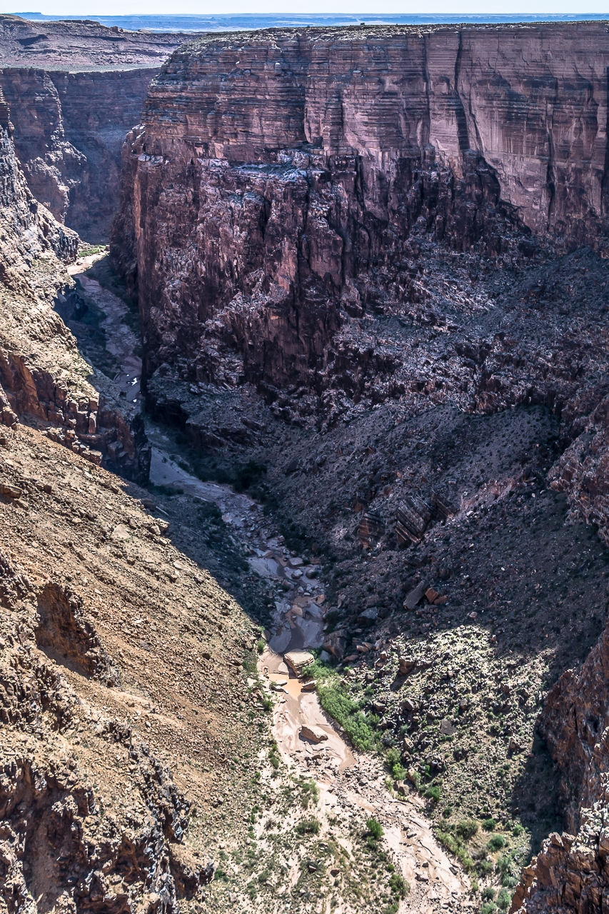 LITTLE COLORADO RIVER CANYON, MAY 11, 2016