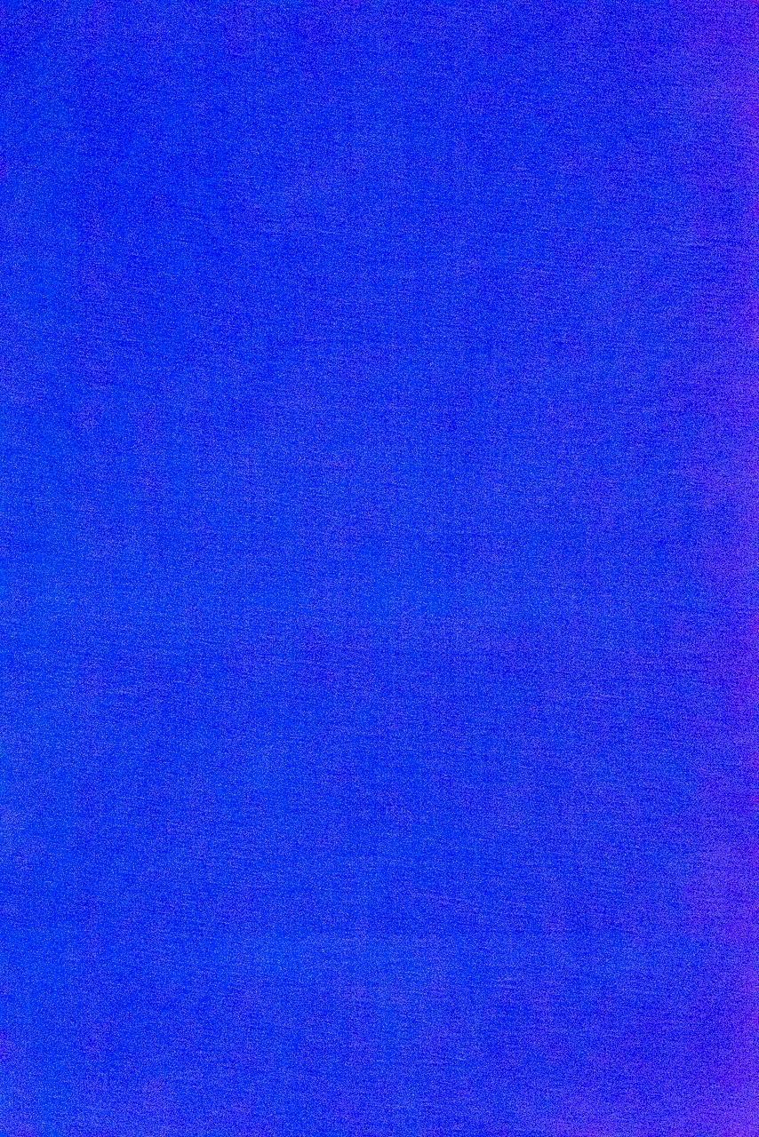 IVES KLEIN BLUE