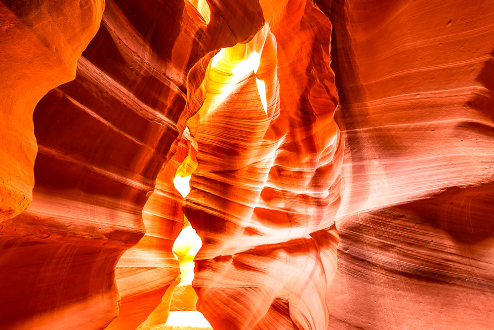 Upper Antelope Canyon # 12 (2018)