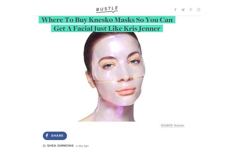 Bustle: Knesko Skin