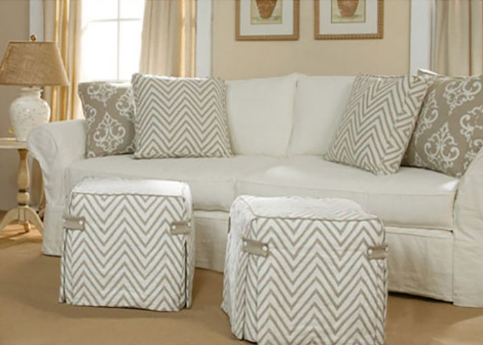Bon Quality Slipcovered Sofas, Sectionals, Sleepers And More