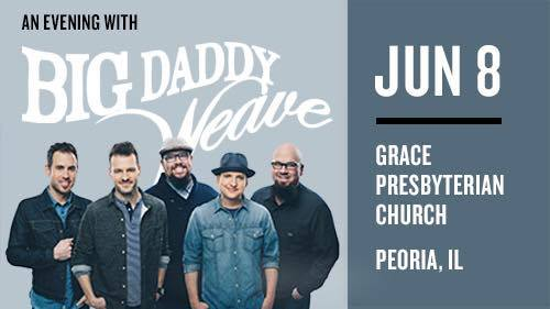 Big Daddy Weave Go Promoters
